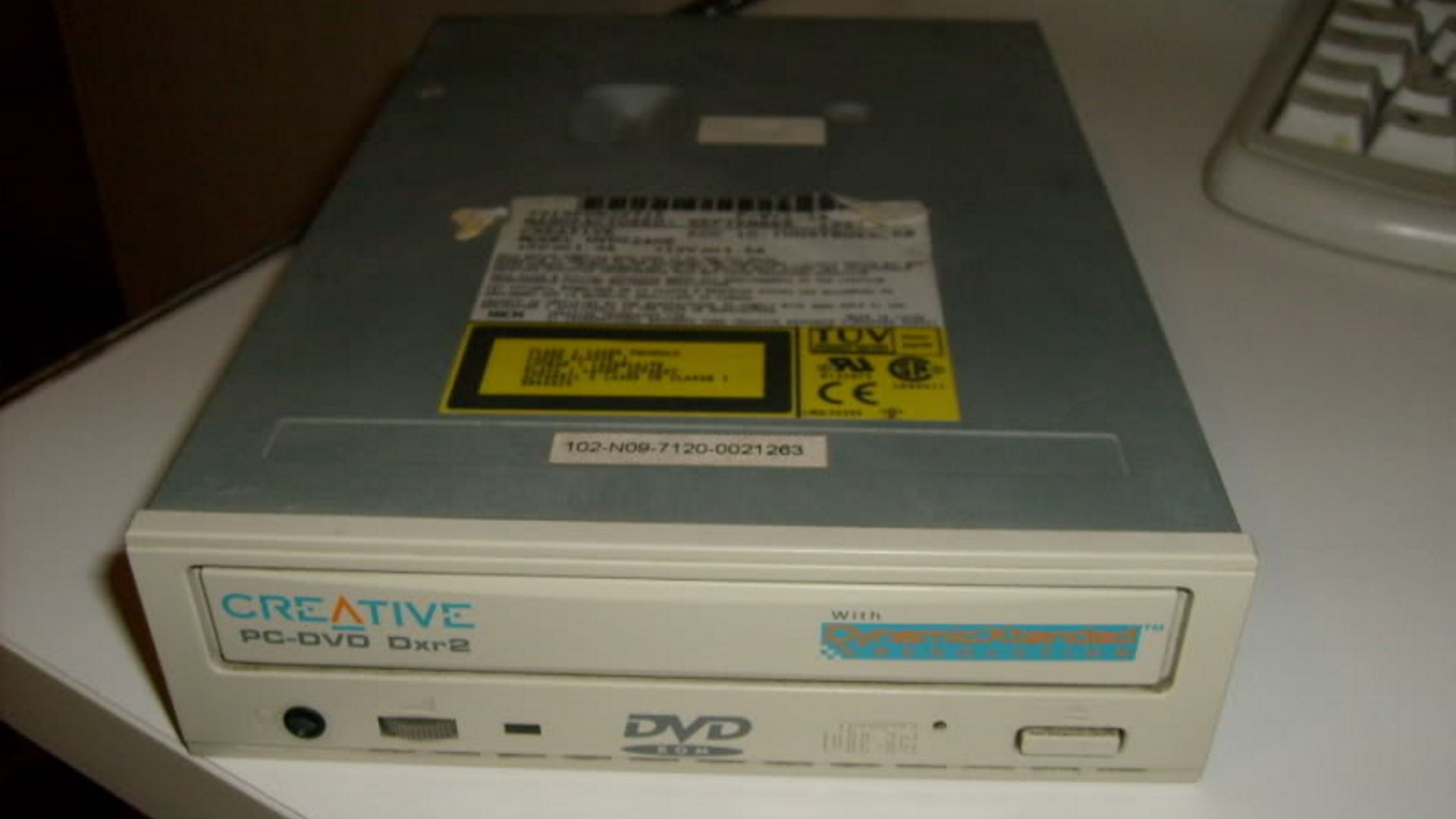 CREATIVE DVD2240E WINDOWS 8.1 DRIVER