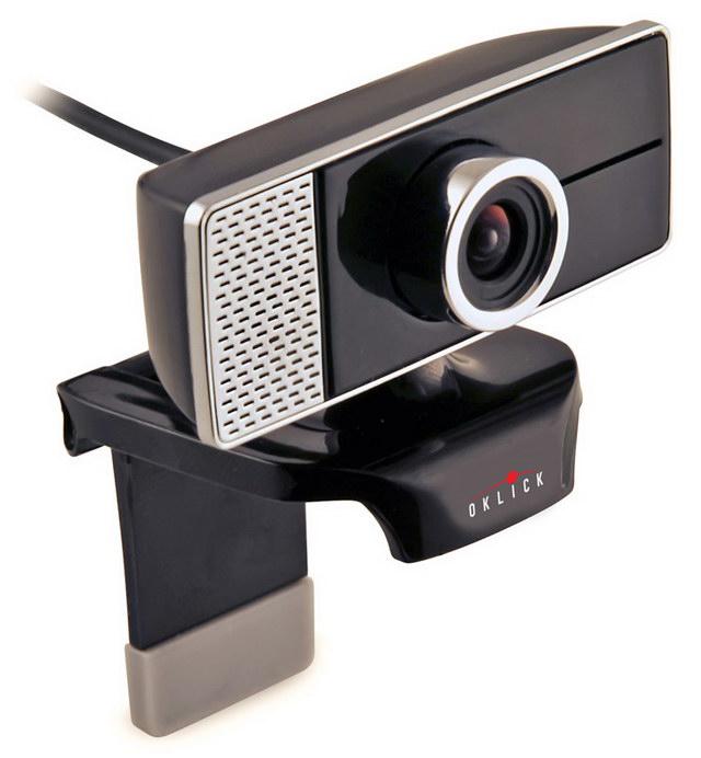 Скачать драйвер для камеры oklick webcam