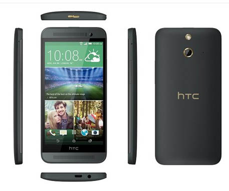 HTC One (E8) plastic