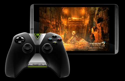 NVIDIA SHIELD PAD TABLET