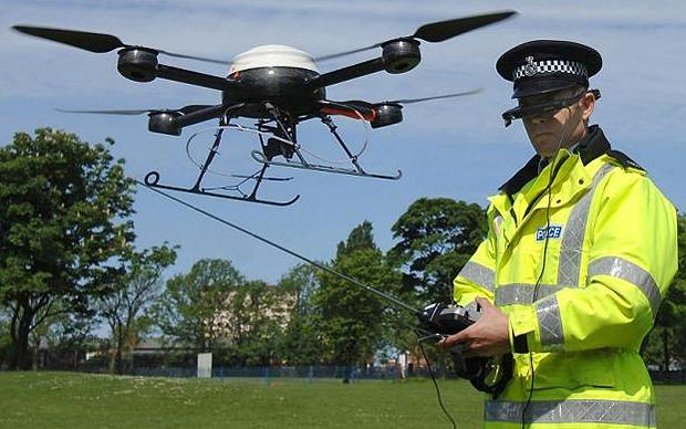 POLICE Drone 5