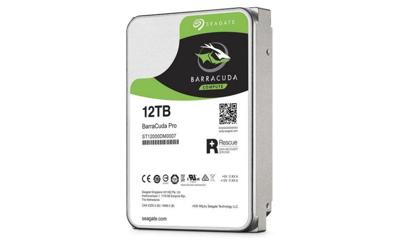 """12-терабайтные """"Стражи данных"""" от Seagate"""
