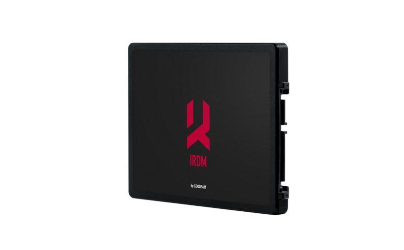 GOODRAM внедряет второе поколение SSD-дисков IRDM