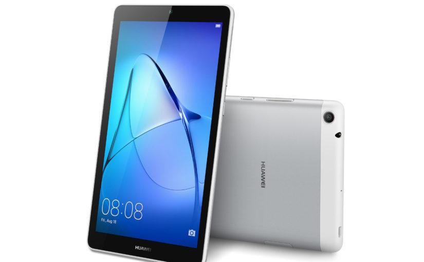 Обзор бюджетного планшета Huawei MediaPad T3 7 и его улучшенной версии с поддержкой 3G