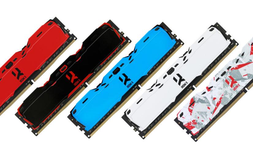 Wilk Elektronik представляет новую скоростную память DDR4 IRDM X