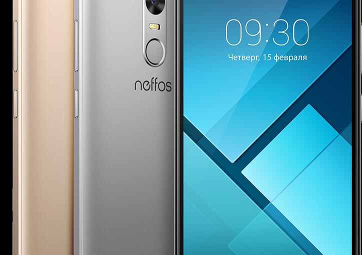 Neffos выпустил обновление интерфейса NFUI 7.0 для смартфонов серии X1