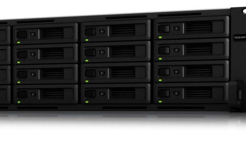 Новый NAS-сервер большой емкости от Synology