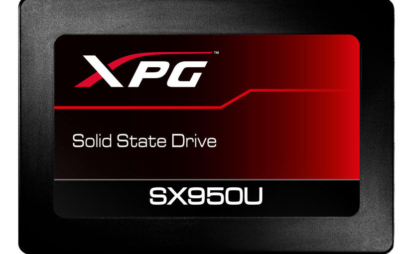 ADATA XPG представила SSD для геймеров SX950U