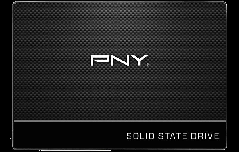 PNY выпустила доступный SSD на 960Гб