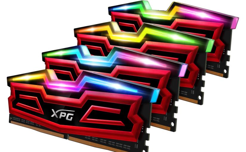 Память с огоньком: DDR4-3000 ADATA XPG Spectrix D40 AX4U300038G16-QRS
