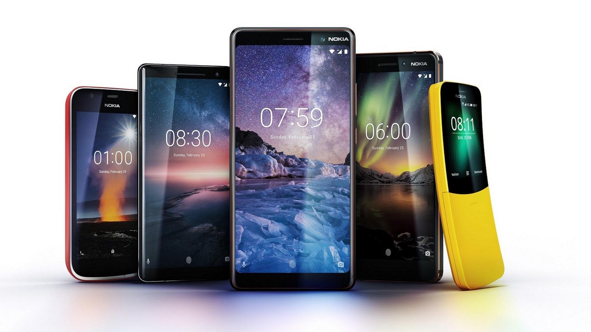 Nokia Перезагрузка: новые девайсы компании 2018 года