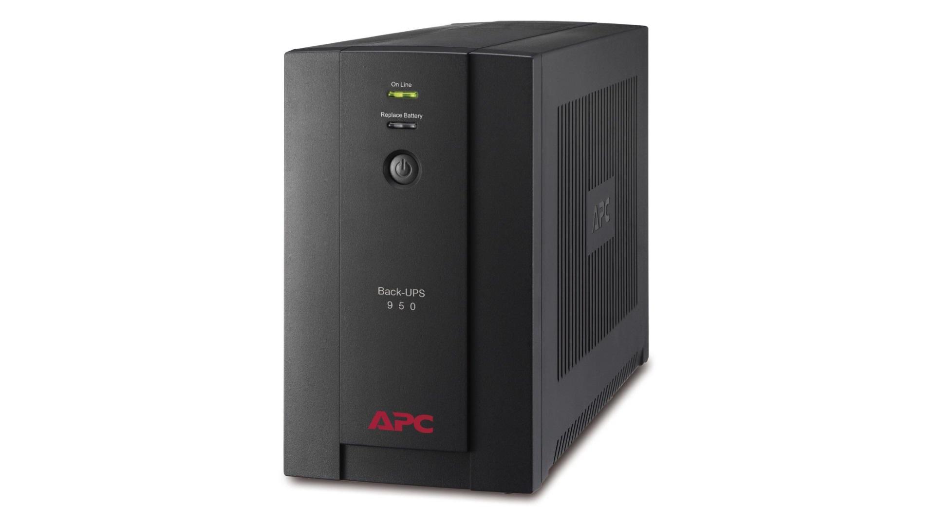 Обзор ИБП BX950UI от APC by Schneider Electric