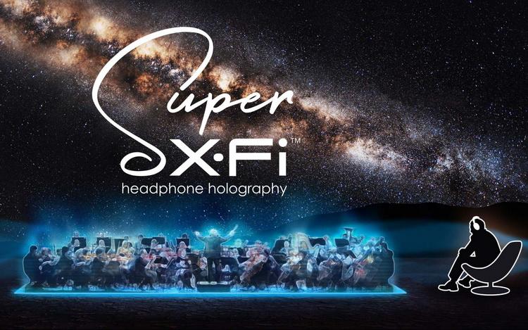 Creative представила технологию Super X-Fi