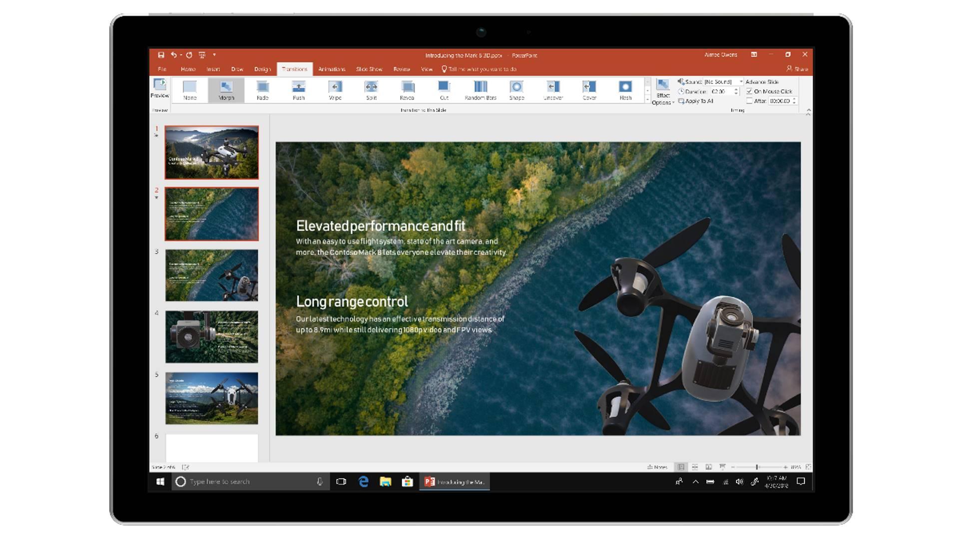 Майкрософт выпустила Office 2019