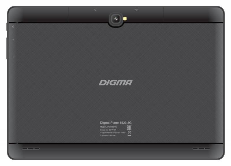 Обзор планшета DIGMA Plane 1523 3G